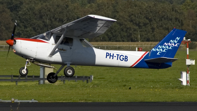 PH-TGB - Reims-Cessna F152 II - Private