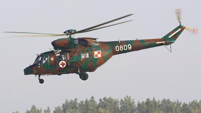 0809 - PZL-Swidnik W3 Sokol - Poland - Army