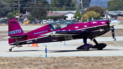 N46EX - Extra 300S - Private