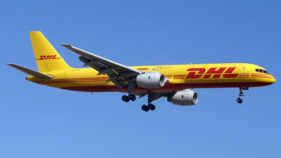 OO-DPM - Boeing 757-236(SF) - DHL (European Air Transport)