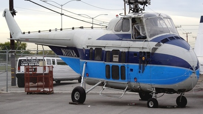 N111VA - Sikorsky S-55 - Private