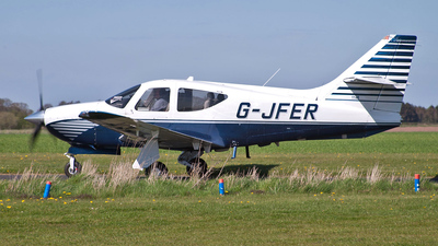 G-JFER - Rockwell Commander 114B - Private