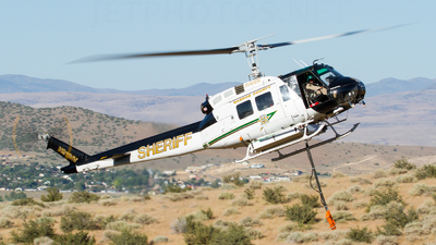 N911NV - Bell HH-1H Iroquois - United States - Washoe County Sheriff