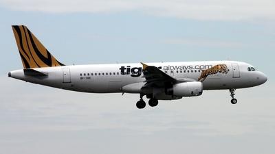 9V-TAR - Airbus A320-232 - Tiger Airways