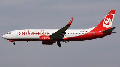 D-ABBI - Boeing 737-86J - Air Berlin