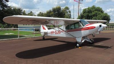 PP-GJG - Piper PA-18 Super Cub - Private