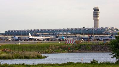 KDCA - Airport - Ramp