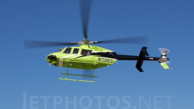 N720CL - Bell 407 - Private
