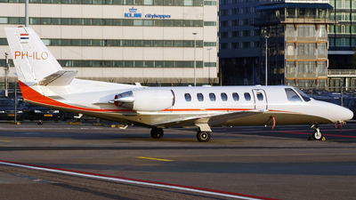 PH-ILO - Cessna 560 Citation V - Solid Air