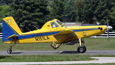 N151LA - Air Tractor AT-602 - Private