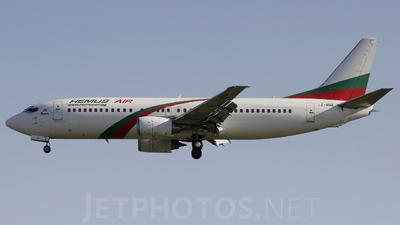 LZ-HVA - Boeing 737-4Y0 - Hemus Air