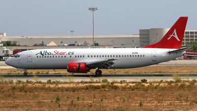 A picture of N720VX - Boeing 7374K5 -  - © Javier Rodriguez - Amics de Son Sant Joan