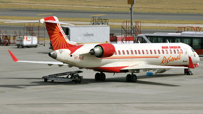 VT-RJE - Bombardier CRJ-700 - Air India Regional (Alliance Air)