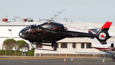 VH-FTV - Eurocopter EC 120B Colibri - Chopperline