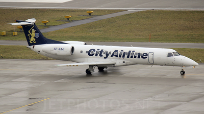 SE-RAA - Embraer ERJ-135ER - City Airline