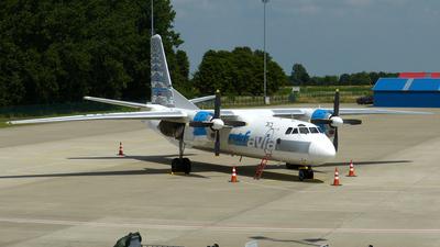 YL-RAA - Antonov An-26B - Raf-Avia Airlines