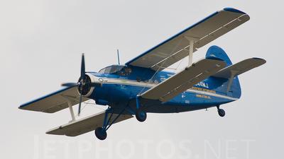N244MJ - PZL-Mielec An-2 - Private