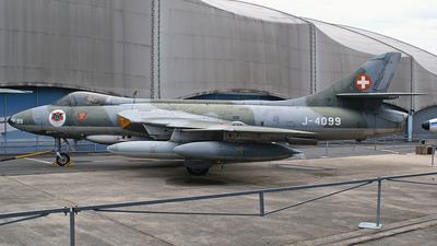 J-4099 - Hawker Hunter F.58 - Switzerland - Air Force