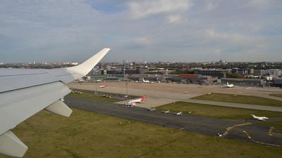 D-AEBP - Embraer 190-200LR - Lufthansa Regional (CityLine)