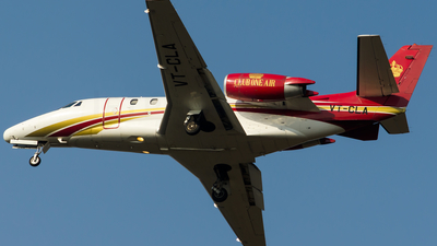 VT-CLA - Cessna 560XL Citation Excel - Private
