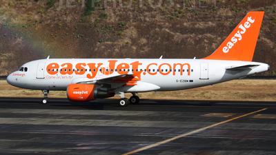 G-EZBM - Airbus A319-111 - easyJet