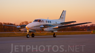 D-IAVI - Beechcraft C90B King Air - Private
