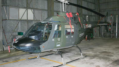 MM80912 - Agusta-Bell AB-206B JetRanger II - Italy - Army