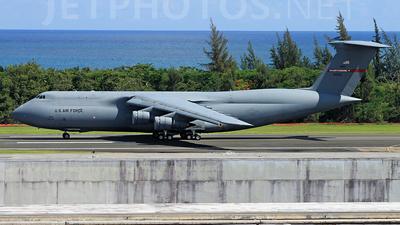 68-0212 - Lockheed C-5A Galaxy - United States - US Air Force (USAF)