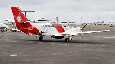 A picture of VHYZG - Cessna F406 Caravan II - [F4060079] - © Brenden