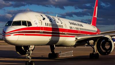 B-2834 - Boeing 757-26D - Shanghai Airlines