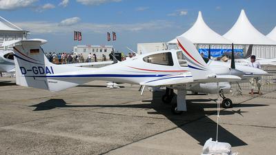 D-GDAI - Diamond DA-42 Twin Star - Private