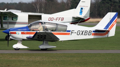 F-GXBB - Robin DR400/180 Régent - Private