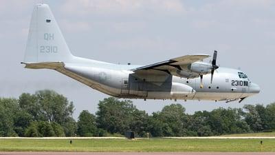 162310 - Lockheed KC-130T Hercules - United States - US Marine Corps (USMC)