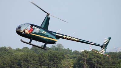 A picture of N220SG - Robinson R44 Raven II - [10220] - © Kevin Porter