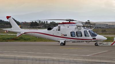 I-LIDF - Agusta-Westland AW-109SP - Alidaunia Società di Navigazione Aerea