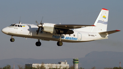 UR-WRA - Antonov An-24RV - South Airlines