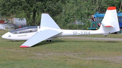 SP-3354 - SZD 50-3 Puchacz - Aero-Club Warminsko-Mazurski
