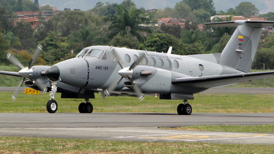 ARC-101 - Beechcraft B300 King Air 350i - Colombia - Navy