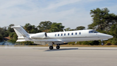 N800AB - Bombardier Learjet 45 - Private