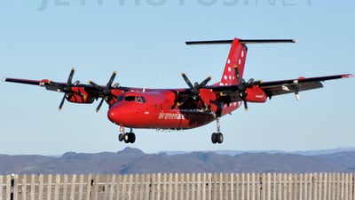OY-CBU - De Havilland Canada DHC-7-103 Dash 7 - Air Greenland