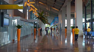 ZJHK - Airport - Terminal