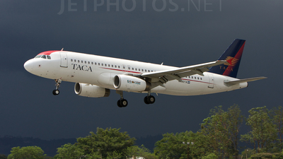 N490TA - Airbus A320-233 - TACA International Airlines