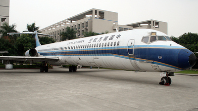 B-2143 - McDonnell Douglas MD-82 - China Southern Airlines
