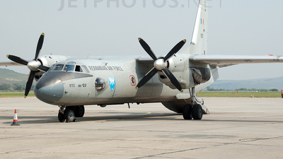 810 - Antonov An-26 - Romania - Air Force
