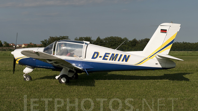 D-EMIN - Morane-Saulnier MS-880B Rallye Club - Private