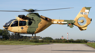 98-45 - Eurocopter EC 635T2+ - Iraq - Air Force