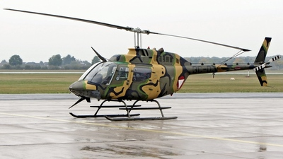3C-OJ - Bell OH-58B Kiowa - Austria - Air Force