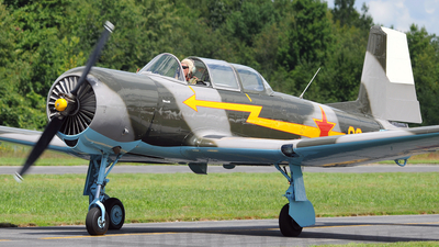 N700HS - Nanchang CJ-6A - Private