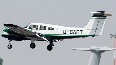 A picture of GGAFT - Piper PA44180 Seminole - [4496162] - © Giorgio Varisco