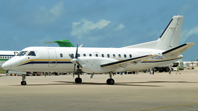 N703RS - Saab 340B - Private